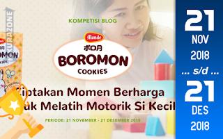 Kompetisi Blog - Monde Boromon Cokies Berhadiah Kamera, Voucher dan Hampers