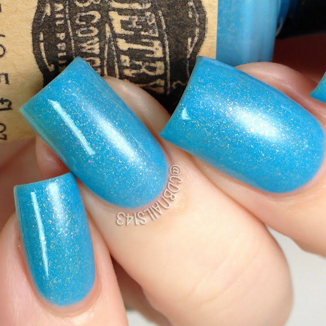 Poetry Cowgirl Nail Polish-In The Pool