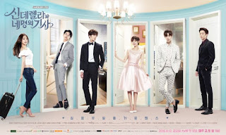 Pemeran Cinderella and Four Knights