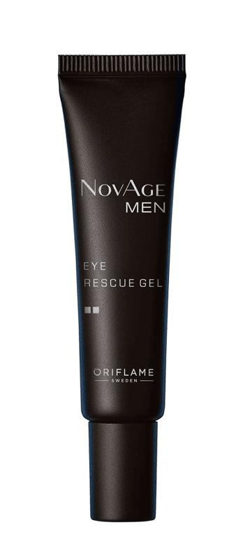 Gel de Olhos Rescue NovAge Men | 33199