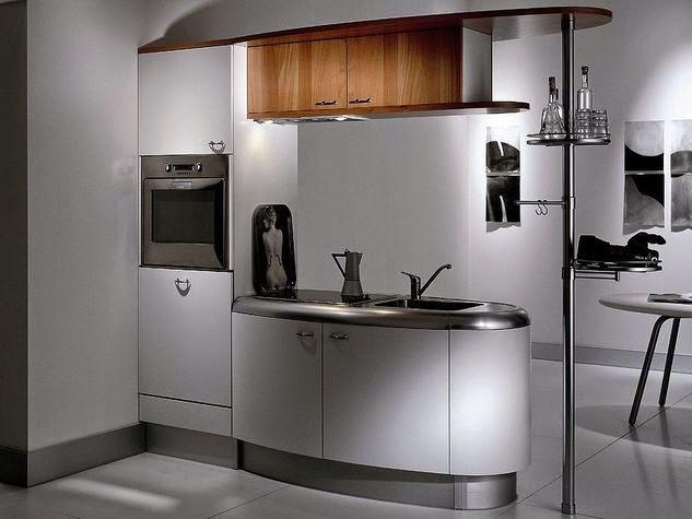 Il blog di architettura e design di studioad una cucina for Armadi per piccoli spazi