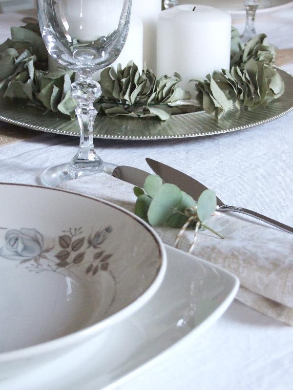 decorar mesa de navidad decoestilo12