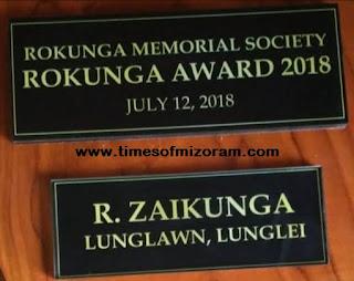 Rokunga Memorial Society