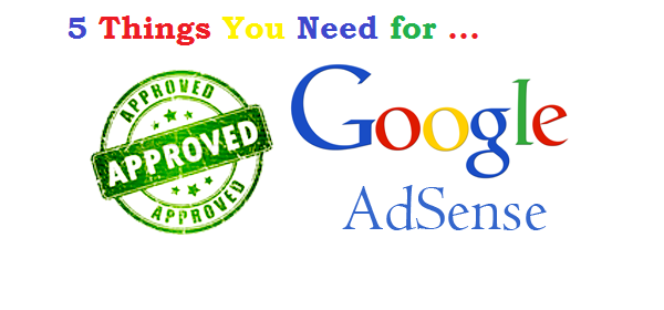 how to get google adsense approved