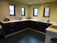 kitchen in grassholm bluestone