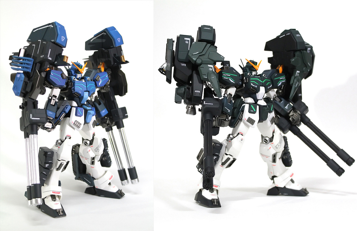 Gundam Heavy Arms Kai [Hedgehog Space Type]