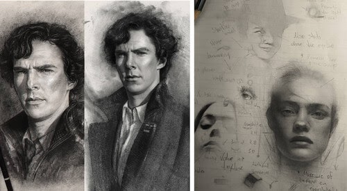 00-John-Fenerov-Charcoal-and-Graphite-Portraits-on-Paper-www-designstack-co