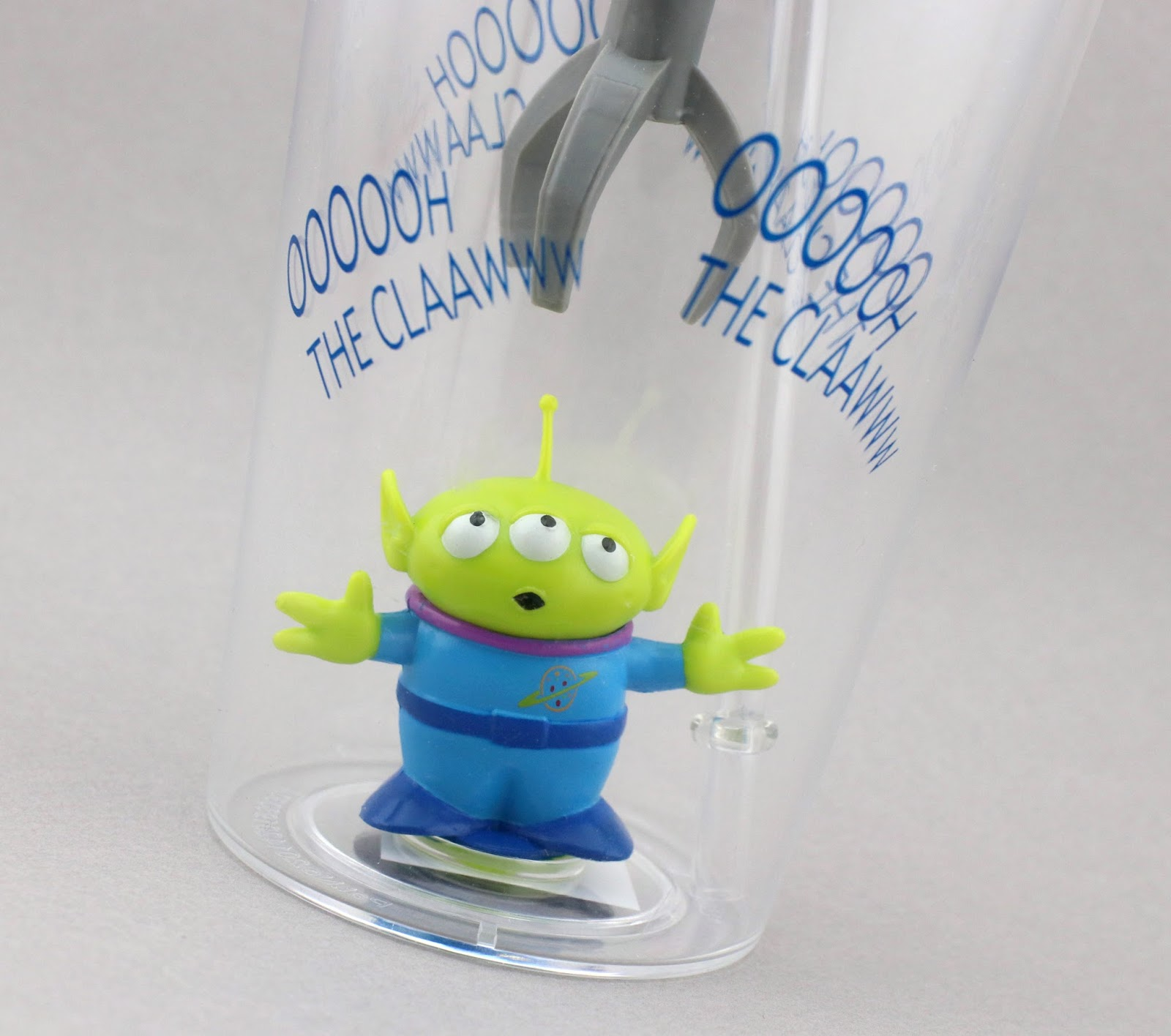 pixar fest toy story alien light-up tumbler