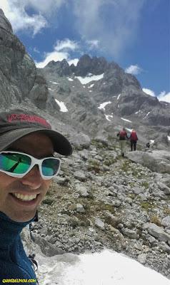 Fernando Calvo Guia de alta montaña,UIAGM camp cassin #rabequipment
