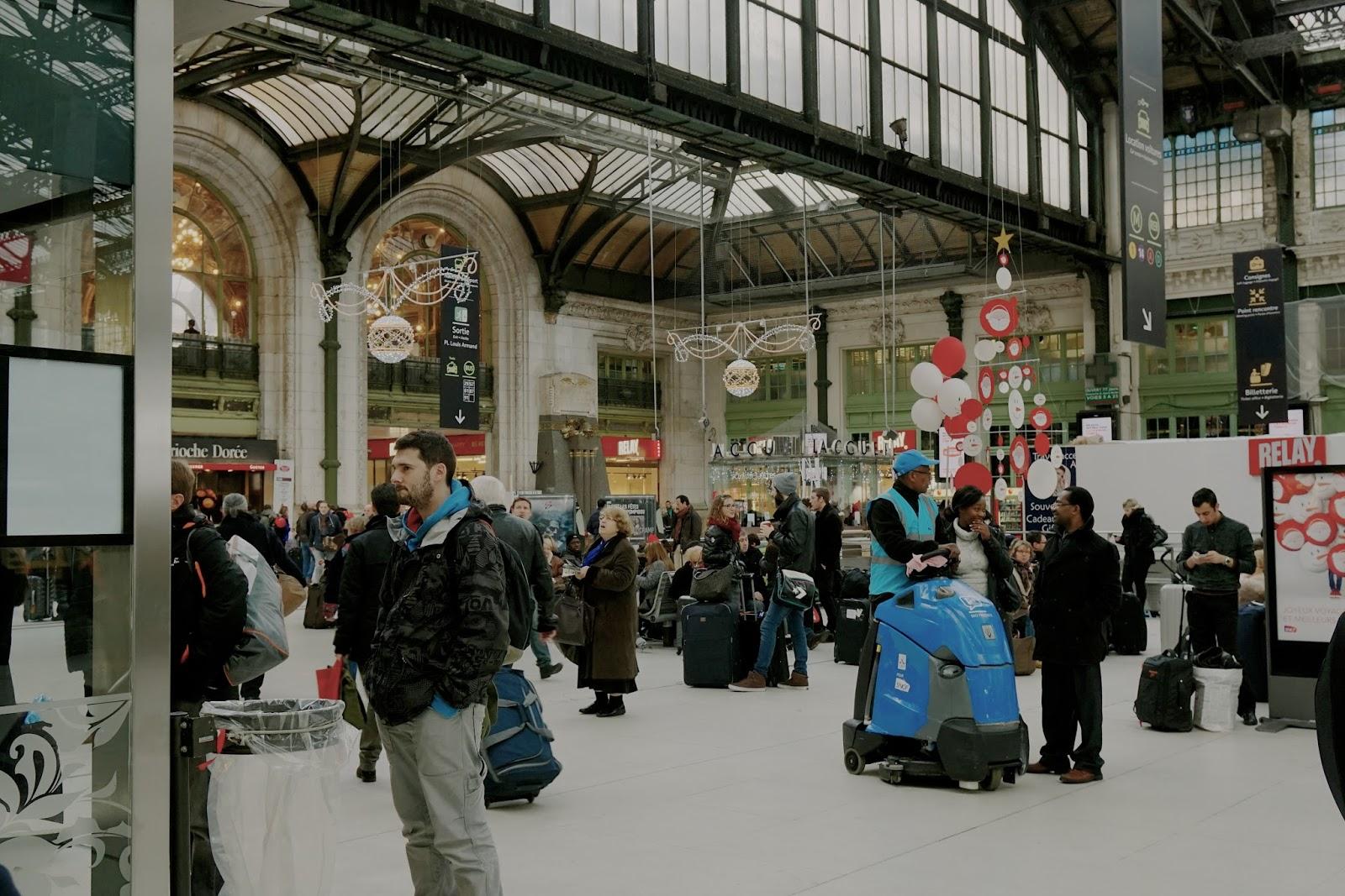 リヨン駅(Paris Gare de Lyon)