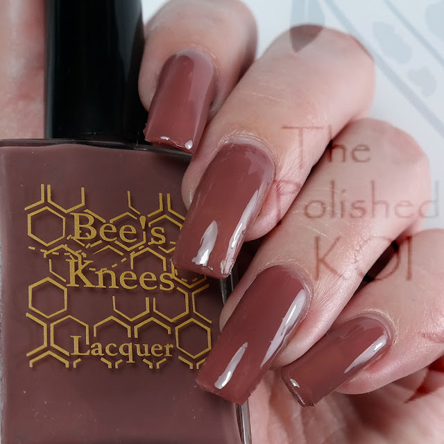Bee's Knees Lacquer - Necromorph Nude