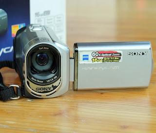 Jual Handycam Sony DCR-SX60 Bekas