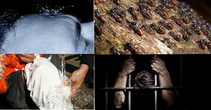 8 phương pháp tra tấn tinh thần hãi hùng nhất trong lịch sử