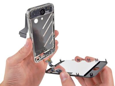 Thay màn hình điện thoại iPhone