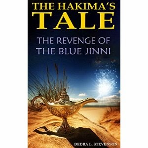 the hakima's tale, the revenge of the blue jinni, dedra stevenson