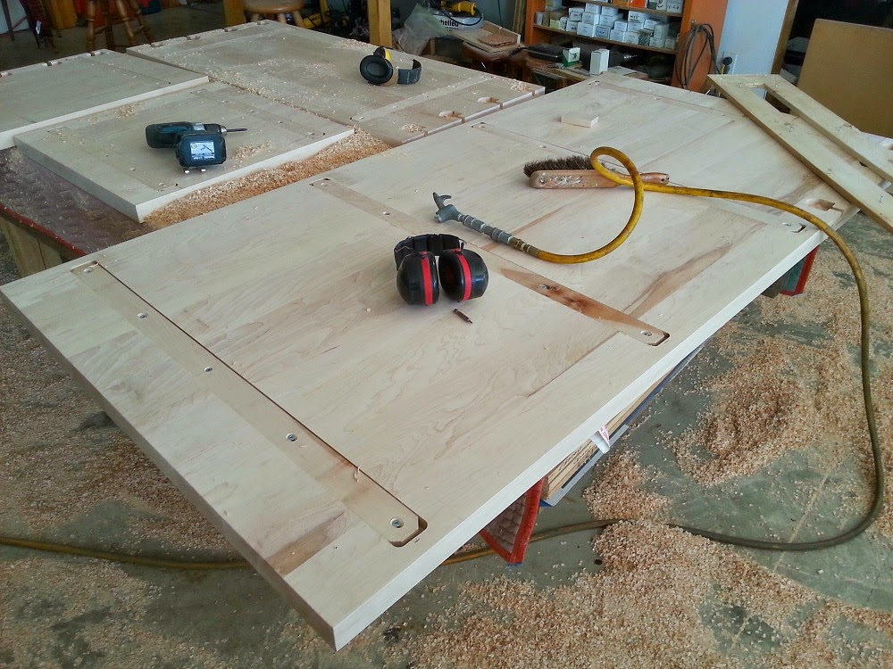 DIY Solid Wood Countertops
