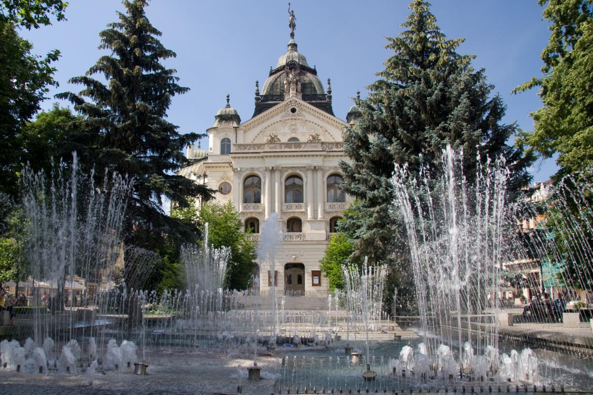 World Beautifull Places: Kosice Awesome City Of Slovak New ...