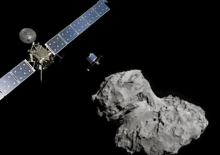IndiSpaceFan: Philae vs. MIP (...