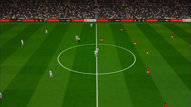PES 2017 SweetFX Real HD
