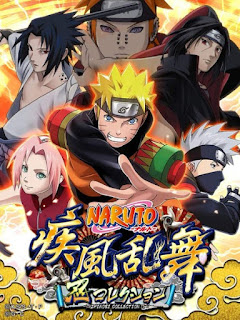 Naruto - Shinobi Collection Shippuranbu Apk v3.2.1 (God Mod)