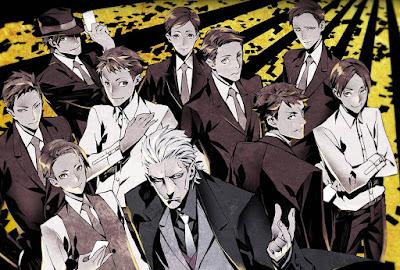 Rekomendari Anime Spring 2016: Joker Game