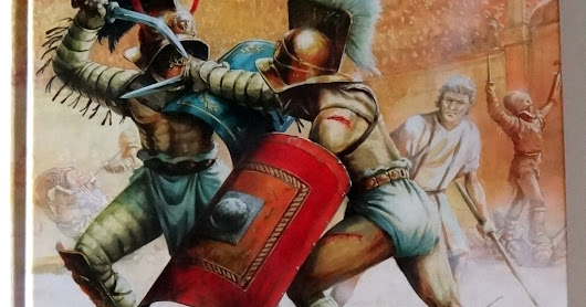 Sons of Mars Gladiatorial Combat rules