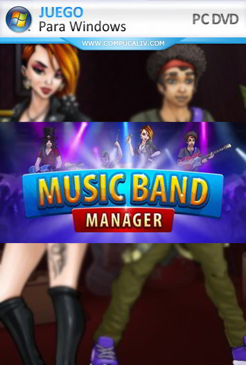 Music Band Manager PC Full