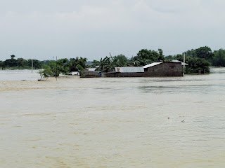 lalbakia-river-flood-champaran