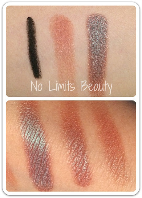 Ipsy Junio 2016: swatches