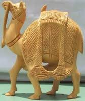 Handcrafted Camel