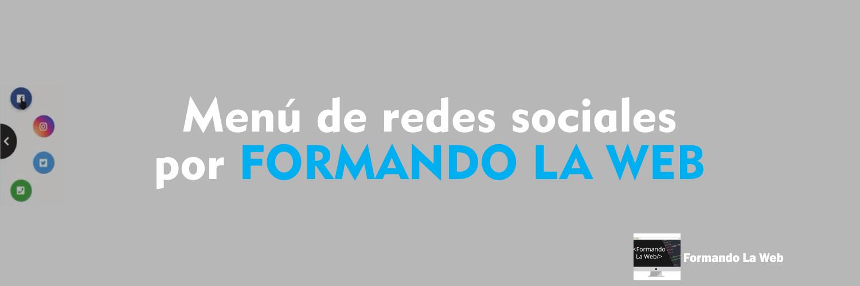 Menú-de-redes-sociales-por-FORMANDO-LA-WEB