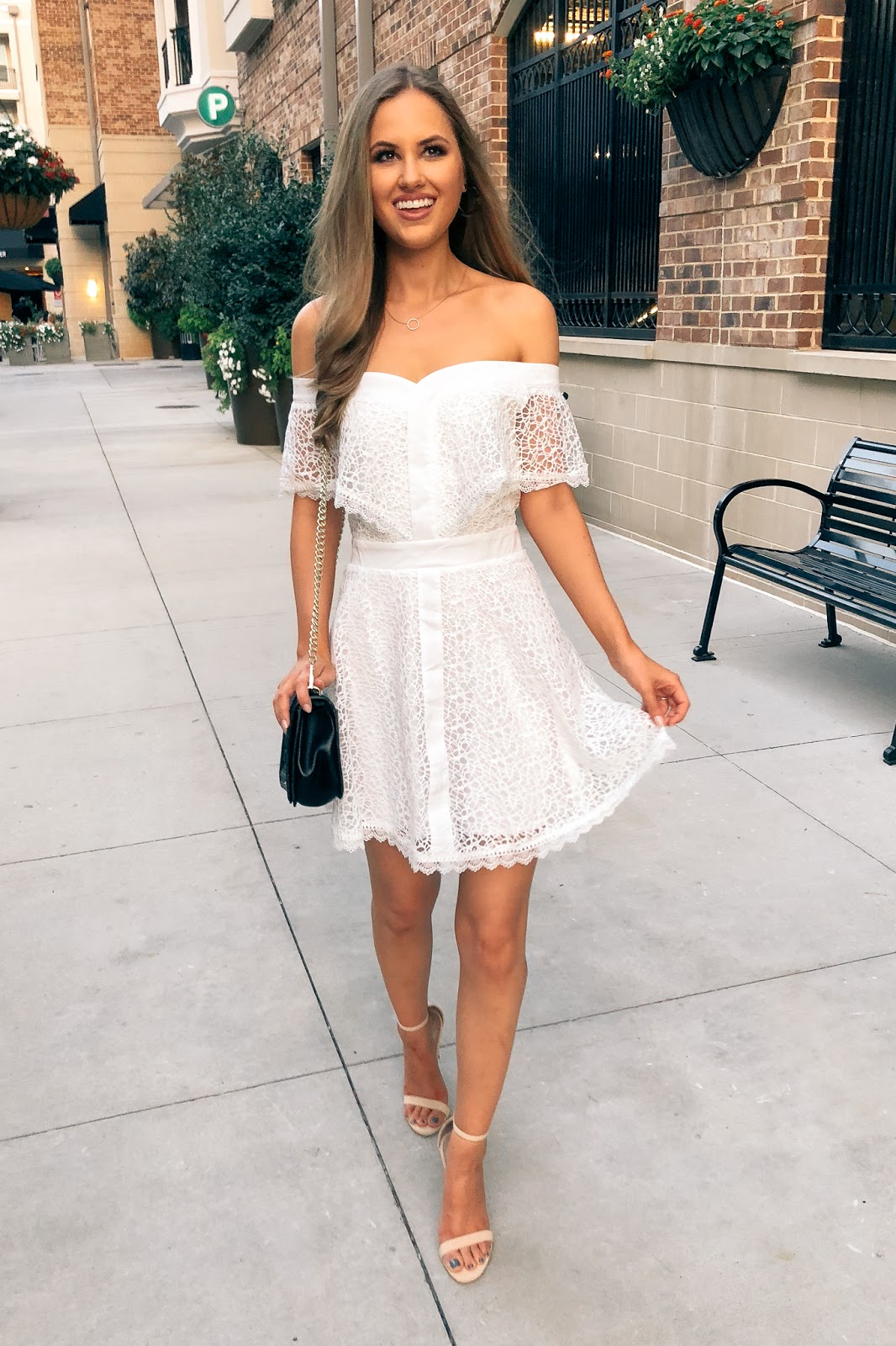 White Bridal Shower Dresses Under $100