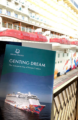 New Itineraries for Dream Cruise Line's Genting Dream - Alvinology