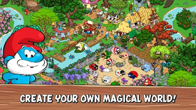 Smurfs village Apk + Data for android