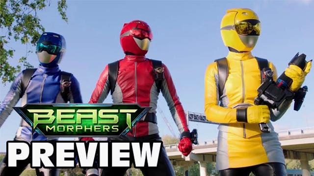 Spoiler Dari Power Rangers Beast Morphers Episode 3