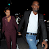 Actor Morris Chestnut steps out with his wife of 22 years