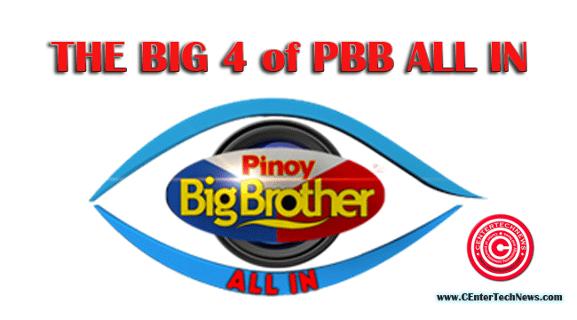 Pinoy Big Brother: The BIG 4 of PBB All In