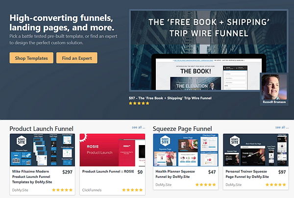 All About Clickfunnels Marketplace
