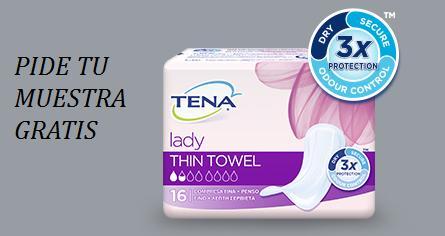 compresas para pérdidas de orina TENA