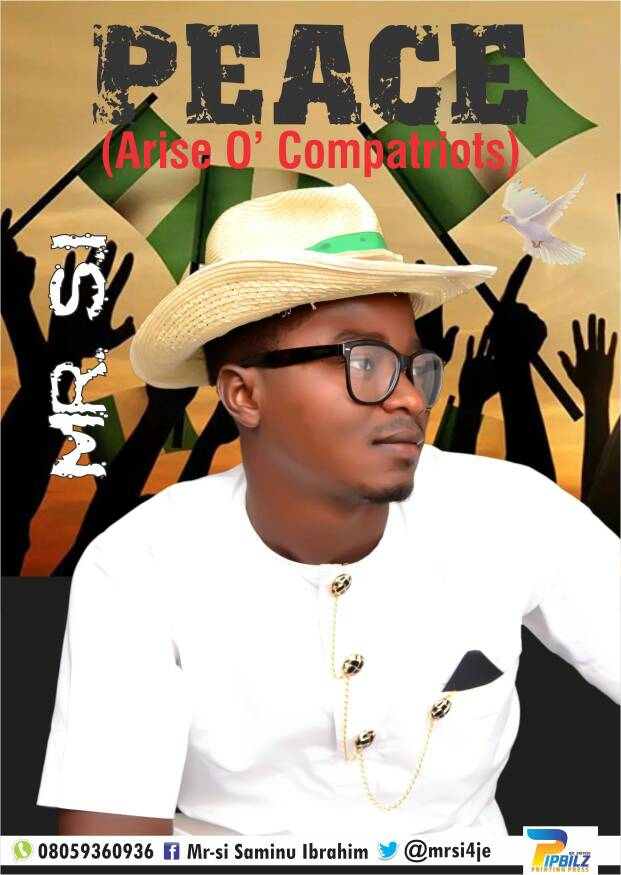MR.S.I- PEACE (ARISE O' COMPATROITS)
