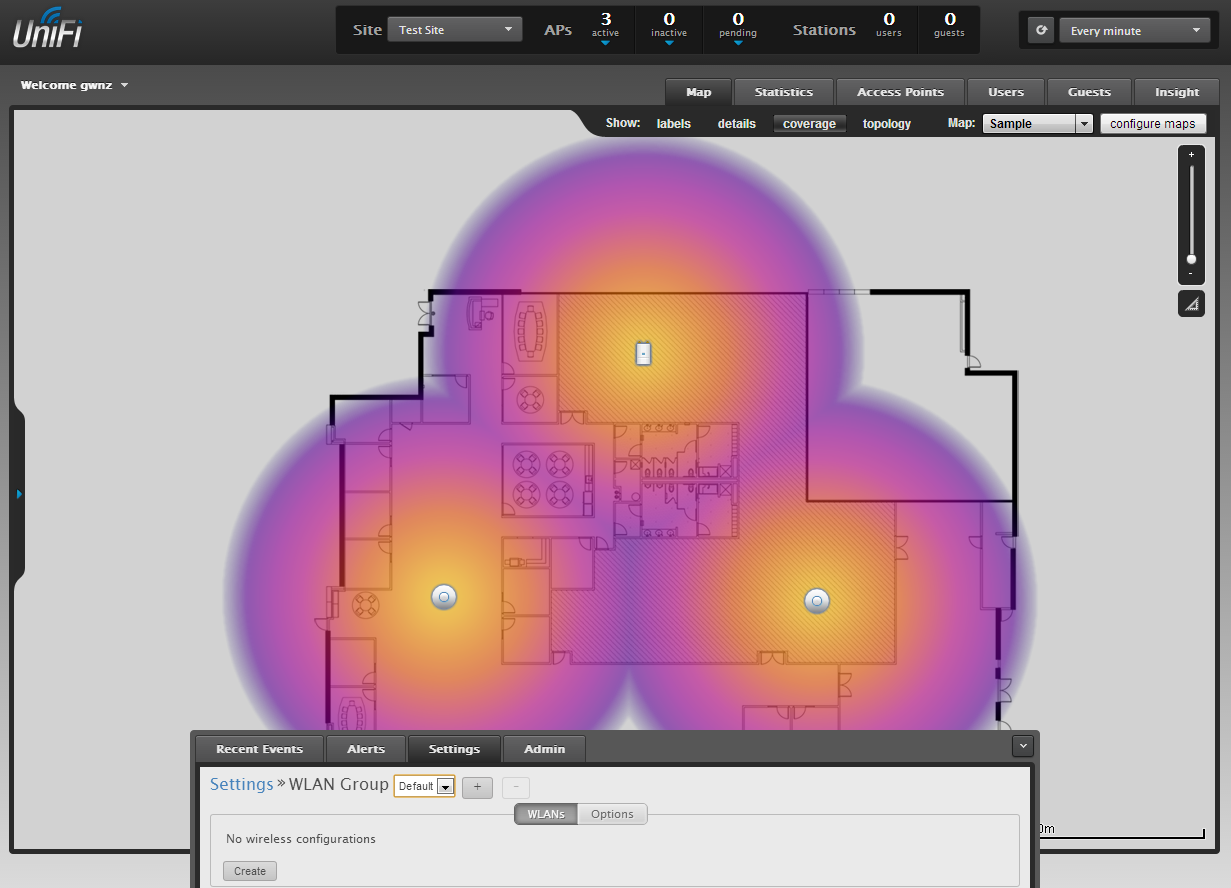 Go Wireless NZ Blog: Configuring UniFi Zero-Handoff Roaming