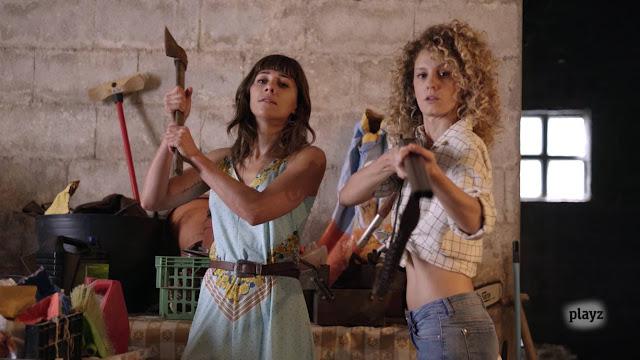 Los Lunes Seriéfilos Antes de perder Jana y Diana