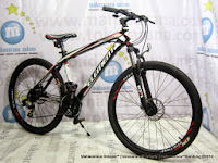 26 Inch Element Format Mountain Bike