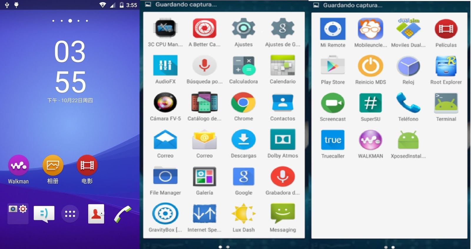 Substratum Boot Animation Collection For The Xiaomi Redmi: BEST ROM XIAOMI REDMI NOTE 2