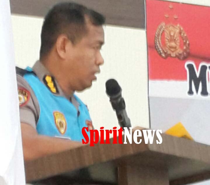 Kombes Pol Yohanes Ragil, Tak Bosang Mengingatkan Calon Anggota Polri, Masuk Polisi Tidak Bayar