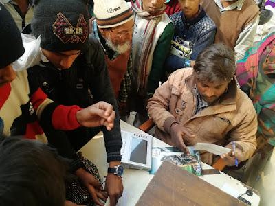 Public Denied Ration As Machine Network Fails Uttar Pradesh