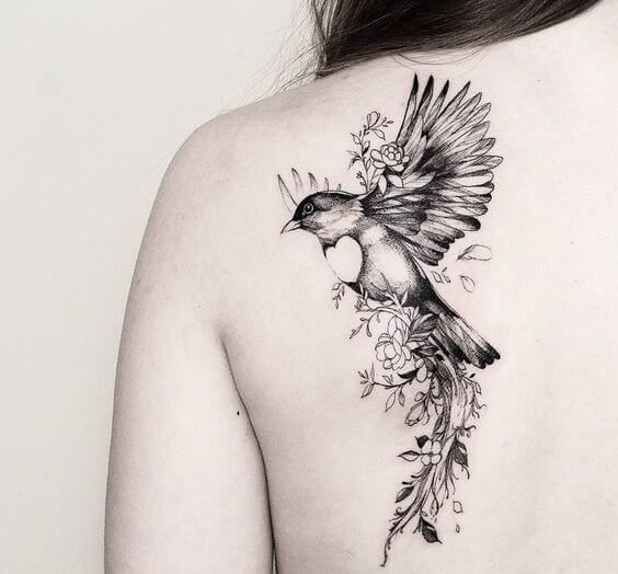 15 best shoulder tattoos for girls