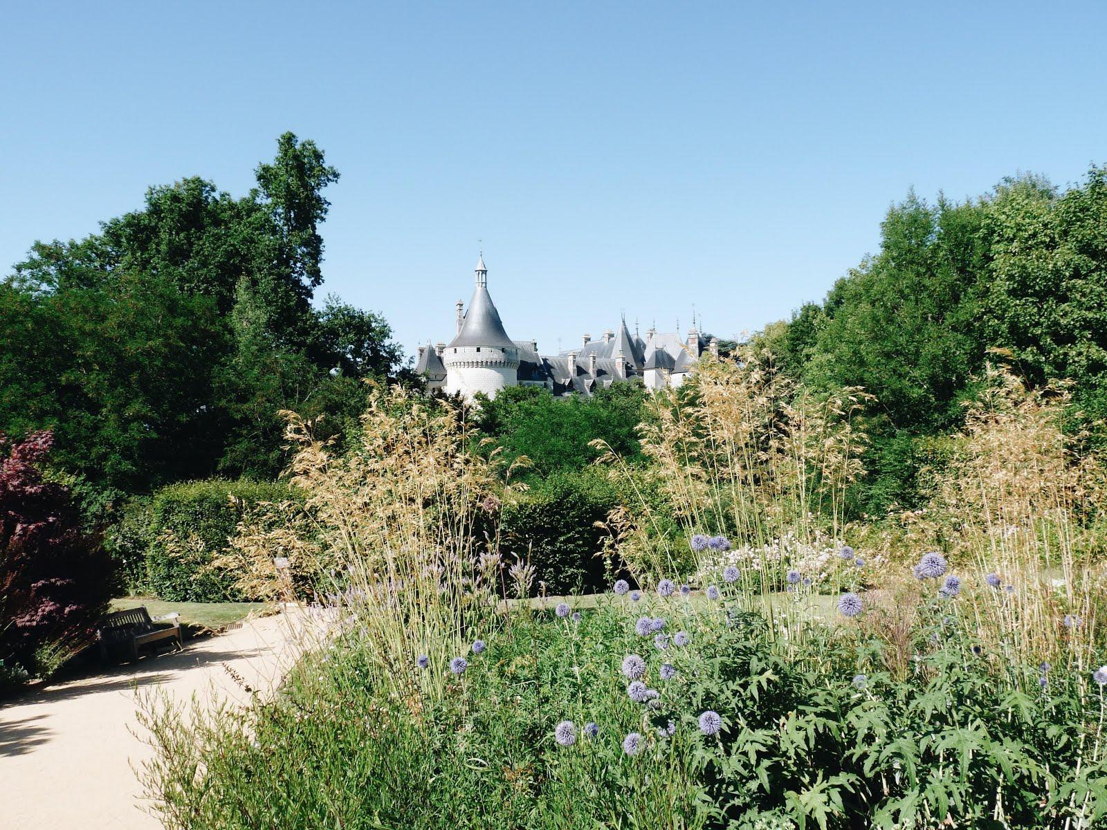 garden chaumont-sur-Loire jardin chaumont-sur-loire loire valley vacances visite festival blois summer été