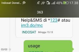 Cara Cek Kuota Indosat Ooredoo IM3 dan Mentari untuk Mengetahui Sisa Kuota Data