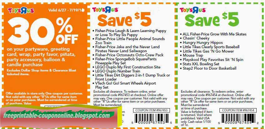 printable coupons 2018 babies r us coupons